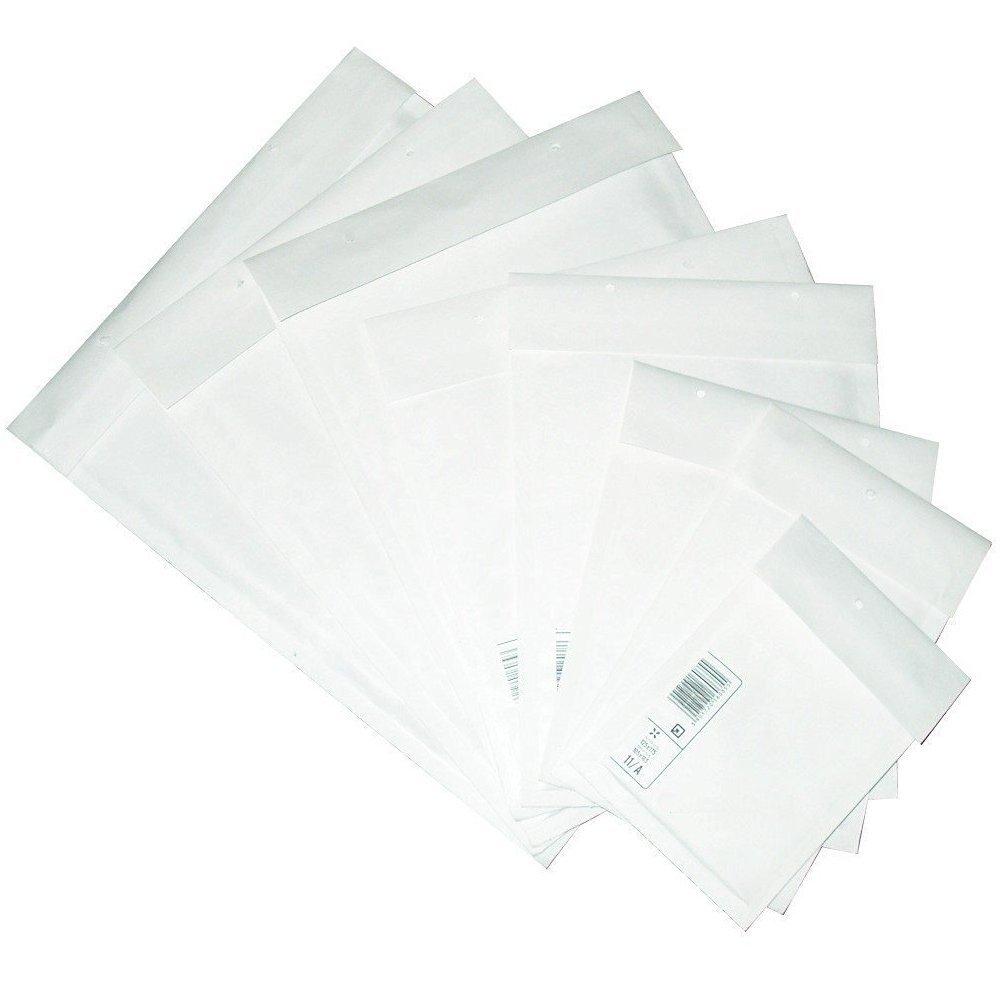 600x Luftpolstertaschen Versandtaschen E 5 240 240 240 x 275 mm Luftpolsterumschläge Trifix Verschluss Haftklebend Weiss B01LXZWJJF | Abrechnungspreis  | ein guter Ruf in der Welt  | Charmantes Design  2cd4af