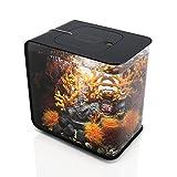 biOrb FLOW 30 Aquarium with LED Light - 8 Gallon, Black