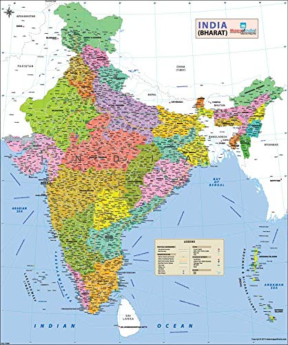 Maps of India (40