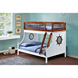 Faith Twin/Full Bunk Bed