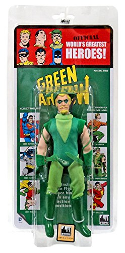 DC Comics Retro Kresge Style Action Figures Series 2: Green Arrow