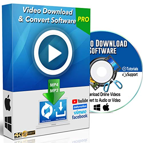 YouTube to MP3 / MP4 Online Video Downloader & Converter Software for Windows PC & Mac Computer Internet Website HD Any Clip Grabber Vimeo Facebook Dailymotion + More ()