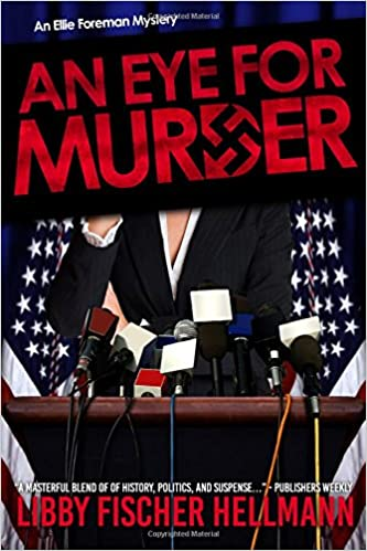 Book An Eye for Murder (Ellie Foreman)