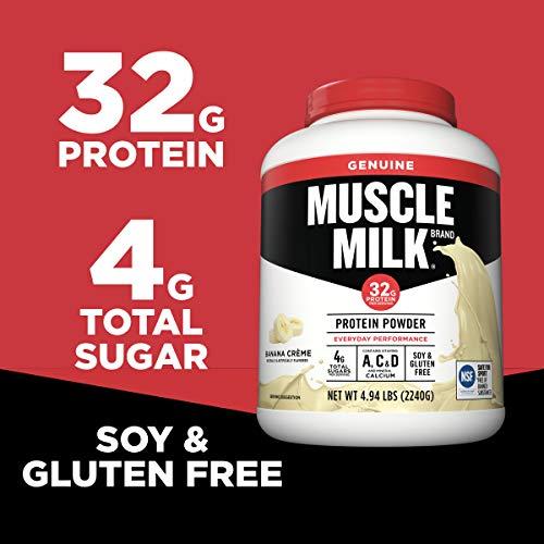 Buy muscle milk banana creme powder