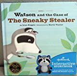 Watson and the Case of Sneaky Stealer, Lisa Riggin, 1595303561