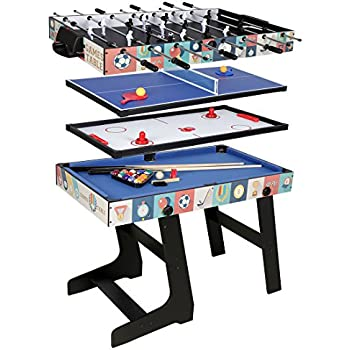 chicago gaming signature foosball coffee table sports outdoors