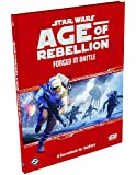 Star Wars Age of Rebellion Forged in Battle Sourcebook - English