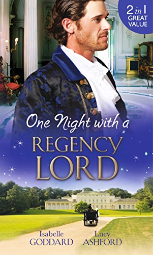 book cover of One Night with a Regency Lord
