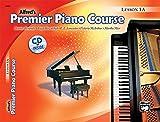 Premier Piano Course Lesson Book, Bk 1A (Book & CD) (Alfred's Premier Piano Course)