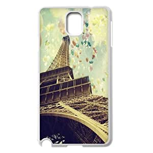 Flower Paris Original New Print DIY Phone Case for Samsung Galaxy Note 3 N9000,personalized case cover ygtg617861