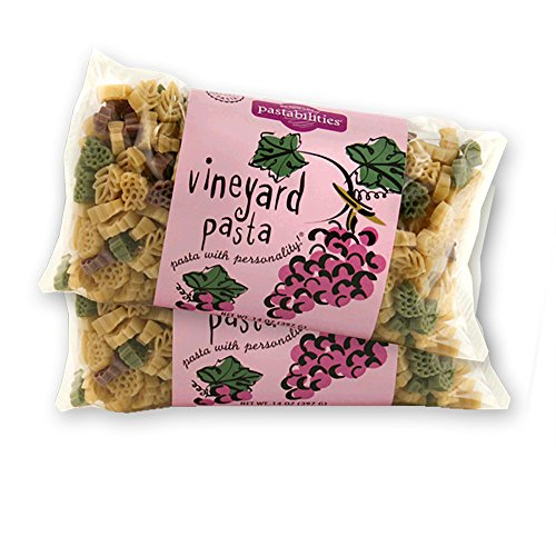 (Pastabilities - Vineyard Pasta - 14 oz. (Pack of 2))