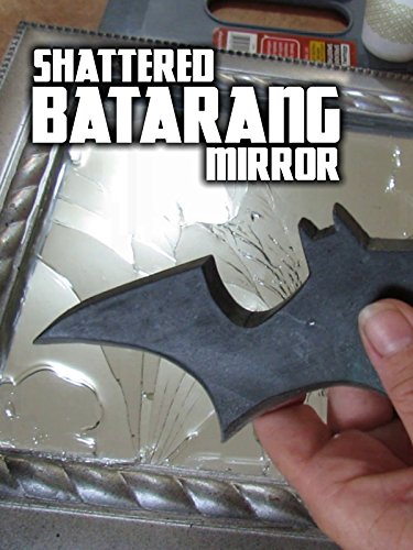 Replica Batarang (Making A Batarang Mirror)