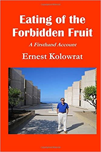 Book Eating of the Forbidden Fruit