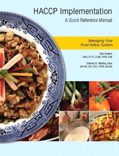 HACCP Implementation A Quick Reference Manual (2nd Edition)