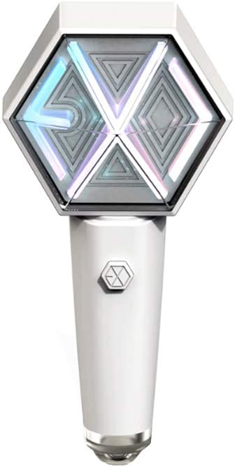 IdolPark Gift EXO Official Light Stick Mini Keychain