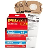 Filtrete Eureka AS Bags 6-Pack