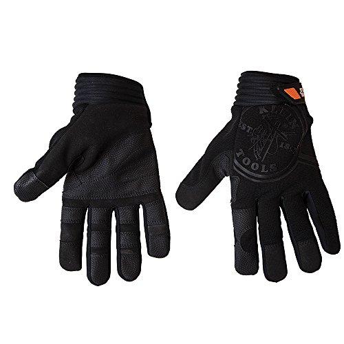 Journeyman Wire Pulling Gloves, L Klein Tools ()