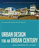 img - for Urban Design for an Urban Century: Placemaking for People by Lance Jay Brown (2009-01-09) book / textbook / text book