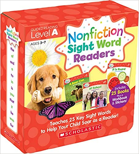 nonfiction-sight-word-readers