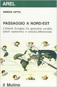 Passaggio a nord-est. L'unione europea tra geometrie variabili, cerchi