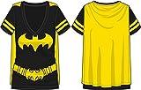 Best bioworld batman Capes - Dc Comics Batman Costume Licensed Graphic Juniors T-shirt Review
