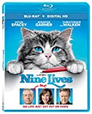 Nine Lives (2015) [Blu-ray]
