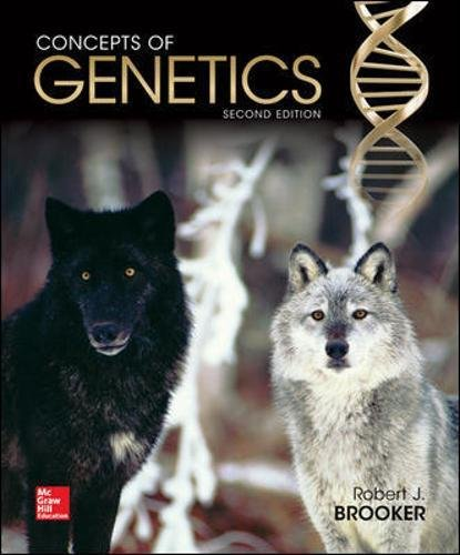Concepts of Genetics (Best Genetics Textbook For Medical Students)