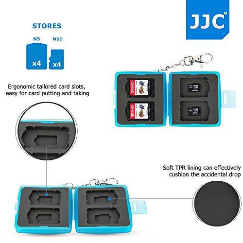 Review JJC 4+4 Slots Memory