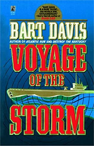book cover of Voyage of the Storm