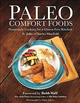 Paleo Comfort Foods Homestyle Gluten Free ebook product image
