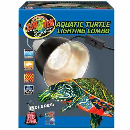 - Zoo Med Aquatic Turtle Lighting Combo