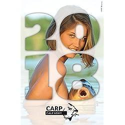 Carponizer erotic Carp Fishing Calendar 2018