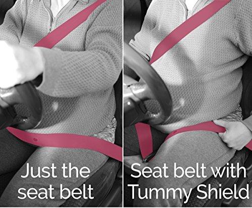 Award-winning Tummy Shield, Only Pregnancy Seat Belt ...