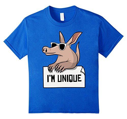 Unique Royal Blue T-Shirt - 8