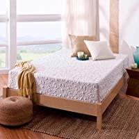 Spa Sensations 12 Theratouch Memory Foam Mattress, Full Sizes, with 3 ventilated air cool foam