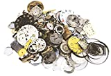 Watch Parts Steampunk - Antique Watch Pieces & Parts - 1 Ounce