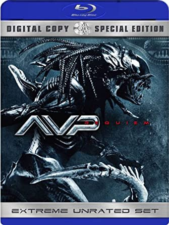 Amazon com: Aliens vs  Predator: Requiem (Extreme Unrated