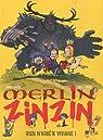 Merlin Zinzin, Tome 4 : Rien n'arrête Viviane ! par Stan