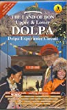 carte de randonnée: Upper and Lower Dolpa, the land of Bon 1:125.000