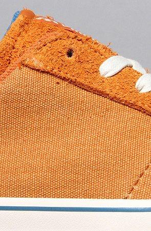Supra Cuttler Low Schuhe orange blau