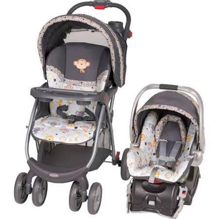 Baby Trend Side By Side Stroller - 3