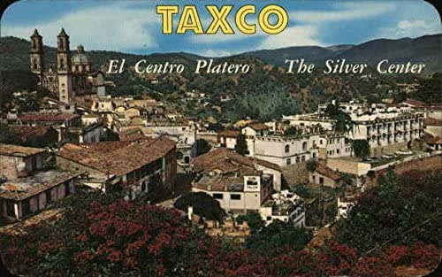 Taxco Taxco Mexico Original Vintage Postcard At Amazon S Entertainment Collectibles Store