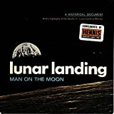 The Lunar Landing - Man On The Moon - Apollo 11 Mission - 45 EP single