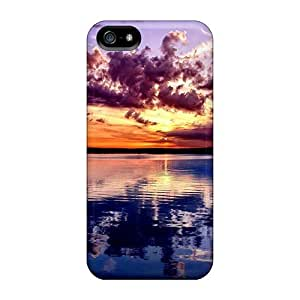 Dreaming Your Dream Iphone 6 4.7 Hybrid Tpu Case Cover Silicon Bumper Sunset Over The Ocean
