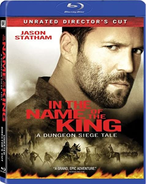 Amazon Com In The Name Of The King A Dungeon Siege Tale Blu Ray