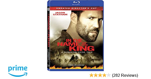 Amazon.com: In the Name of The King Blu-ray: Jason Statham ...