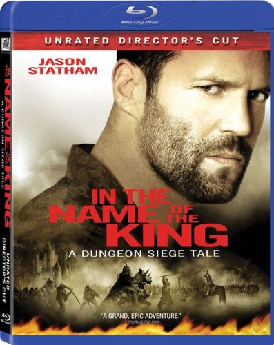 Blu-ray : In the Name of the King: A Dungeon Siege Tale (Director's Cut) (Director's Cut / Edition, Widescreen, , Dolby, AC-3)