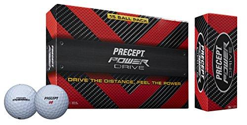 Precept-Power-Drive-Golf-Balls-15-Pack-1-4-15-Ball-Pack