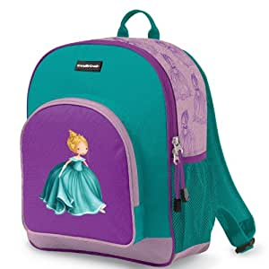 "Crocodile Creek Pocket Backpack - Princess  11.5""W x 14""H"