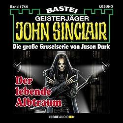 Der lebende Albtraum (John Sinclair 1744)